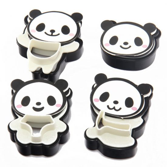 Panda Cookie Cutters | 25+ Fun Kitchen Gadgets