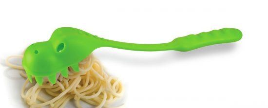 Pasta Server | 25+ Fun Kitchen Gadgets