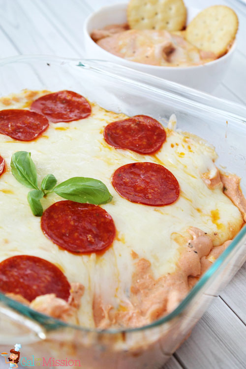 Pizza Dip | 25+ Pizza Everything Recipes