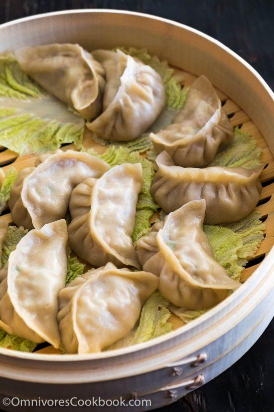 Pork Dumplings | 25+ Chinese Food Recipes at Home