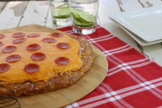 Pretzel Crust Pizza | 25+ Creative Pizza Crusts