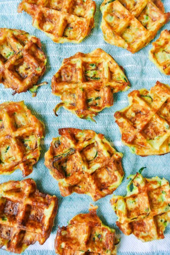 Quinoa Zucchinni Pizza Friters | 25+ Pizza Everything Recipes