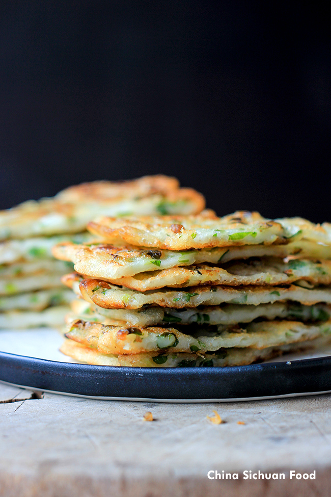 Scallion Pancake | 25+ Chinese Food Recipes at Home
