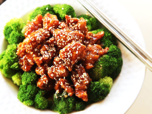 Sesame Chicken | 25+ Chinese Food Recipes at Home