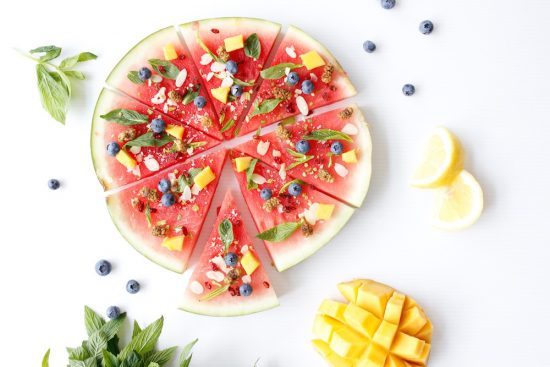 Watermelon Pizza | 25+ Dessert Pizzas
