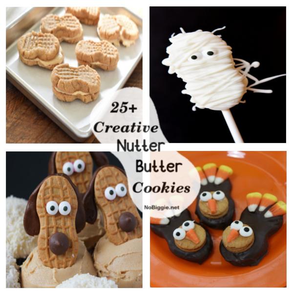 25+ Creative Nutter Butter Cookies | NoBiggie.net