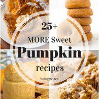 25+ MORE Sweet Pumpkin Recipes