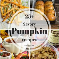 25+ Savory Pumpkin Recipes