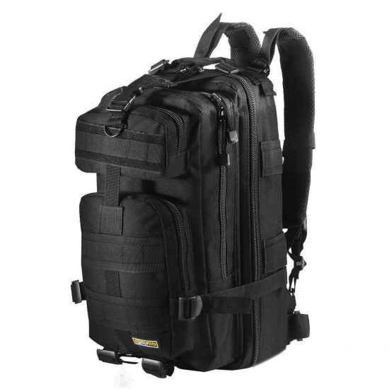 BackPack | 25+ 72 Hour Emergency Kit Items