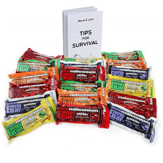 Energy Bars | 25+ 72 Hour Emergency Kit Items