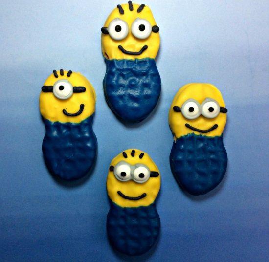 Minions Nutter Butter Cookies | 25+ Creative Nutter Butter Cookies