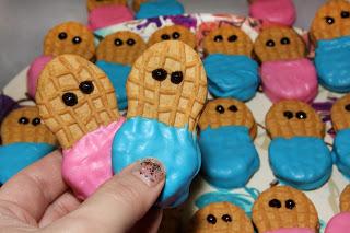 Nutter Butter Babies | 25+ Creative Nutter Butter Cookies