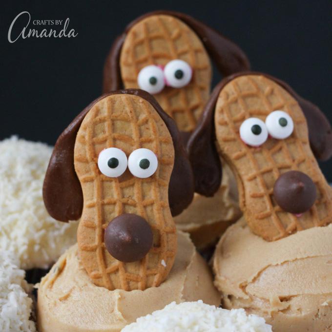 Nutter Butter Puppys | 25+ Creative Nutter Butter Cookies