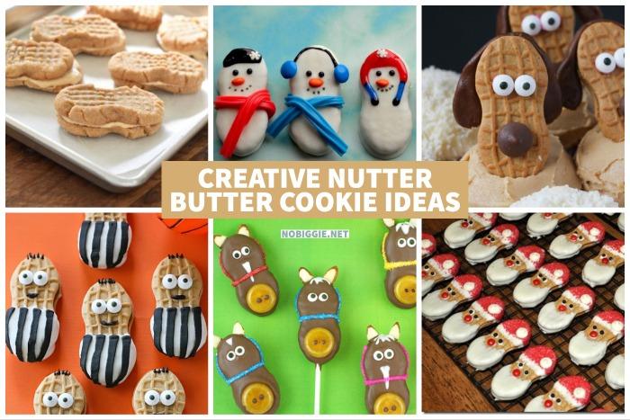 25+ Creative Nutter Butter Cookie Ideas | NoBiggie.net