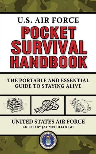 Pocket Survival Guidebook | 25+ 72 Hour Emergency Kit Items