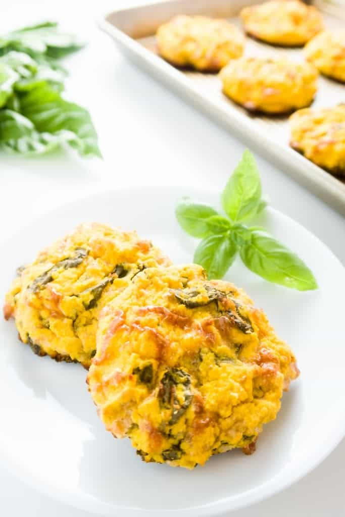 Pumpkin Basil Biscuits | 25+ Savory Pumpkin Recipes