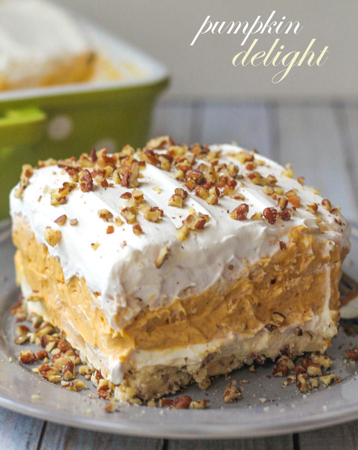 20 Cozy Pumpkin Dessert Recipes for Delicious Fall