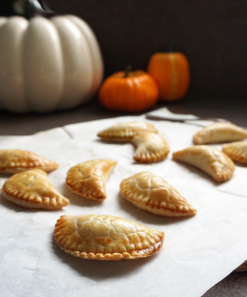 Pumpkin Pasties | 25+ Savory Pumpkin Recipes