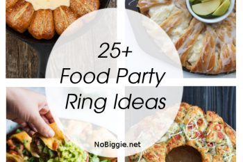 25+ Party Ring Ideas