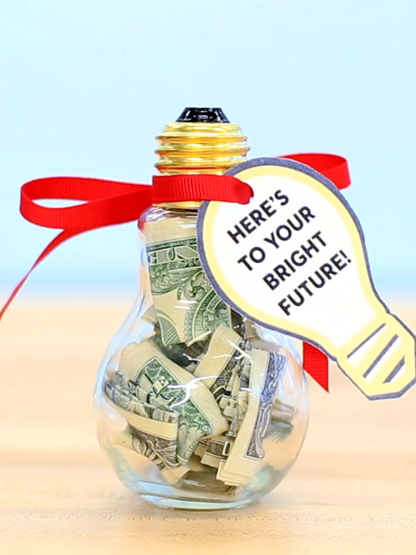Bright Idea | 25+ MORE Creative Ways to Give Money