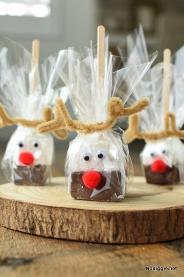 Hot Chocolate on a Stick Four Ways
