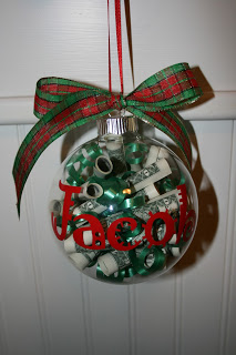 Money Ornament | 25+ MORE Creative Ways to Give Money
