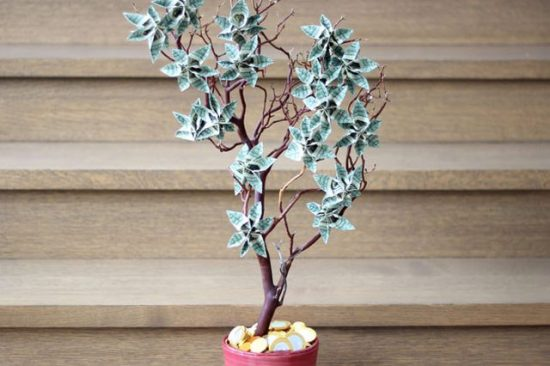 Money Tree | 25+ MORE Creative Ways to Give Money