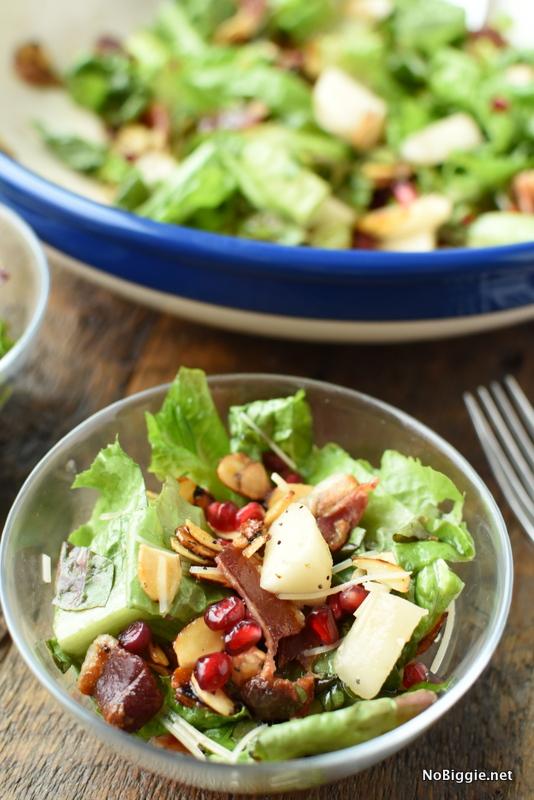 Christmas Salad Recipes.Christmas Salad Nobiggie