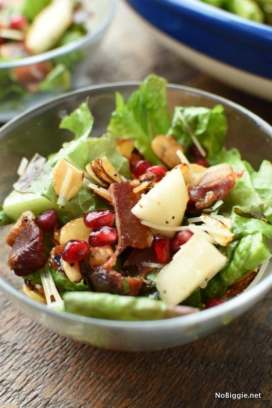 Winter Fruit Salad | NoBiggie.net