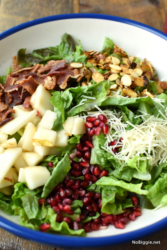winter salad nobiggienet