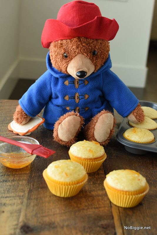 Marmalade Muffins for Paddington 2