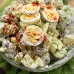 Mustard Dill Potato Salad | NoBiggie.net