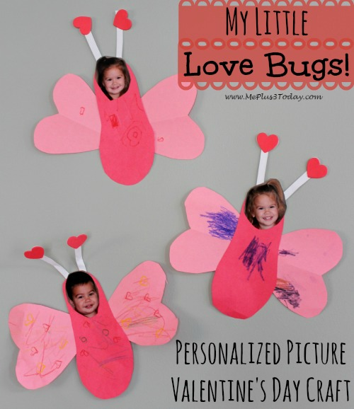 25 valentine crafts for kids nobiggie for Valentines day art and crafts for preschoolers
