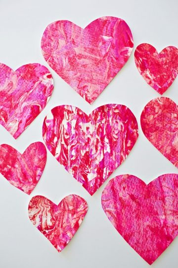 25+ Valentine Crafts for Kids