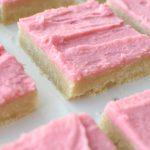Swig Style Sugar Cookie Bars | NoBiggie.net