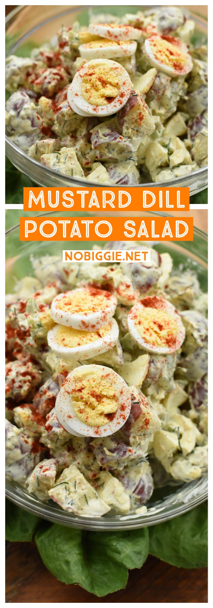 Mustard Dill Potato Salad