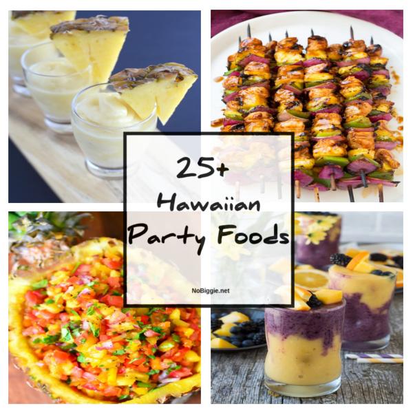 25+ Hawaiian Party Foods | NoBiggie.net