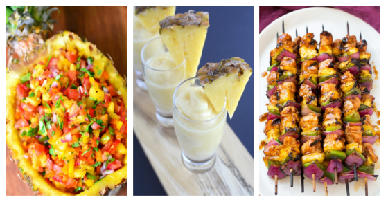 Best 25 Luau Party Foods Ideas On Pinterest: 25+ Hawaiian Party Foods