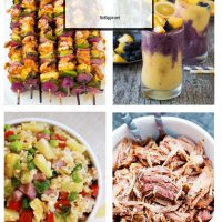 25+ Hawaiian Party Foods