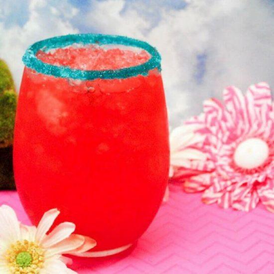 Hawaiian Fruit Punch | 25+ Hawaiian Party Foods
