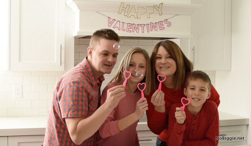 Valentine S Day Family Photoshoot