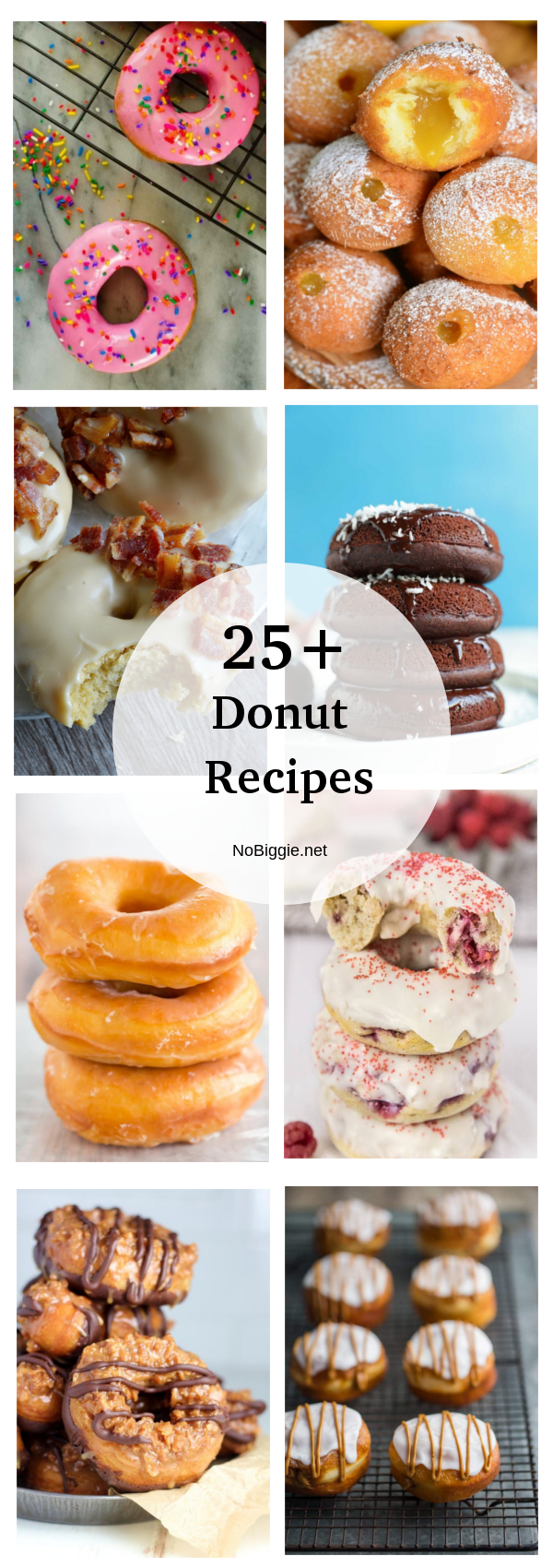 Donut Recipes! Nothing beats a delicious warm donut on a cold morning. Homemade Donuts are  a must, come take look at these yummy recipes! #nationaldonutday #donutrecipes #homemadedonuts #donuts #Doughnuts