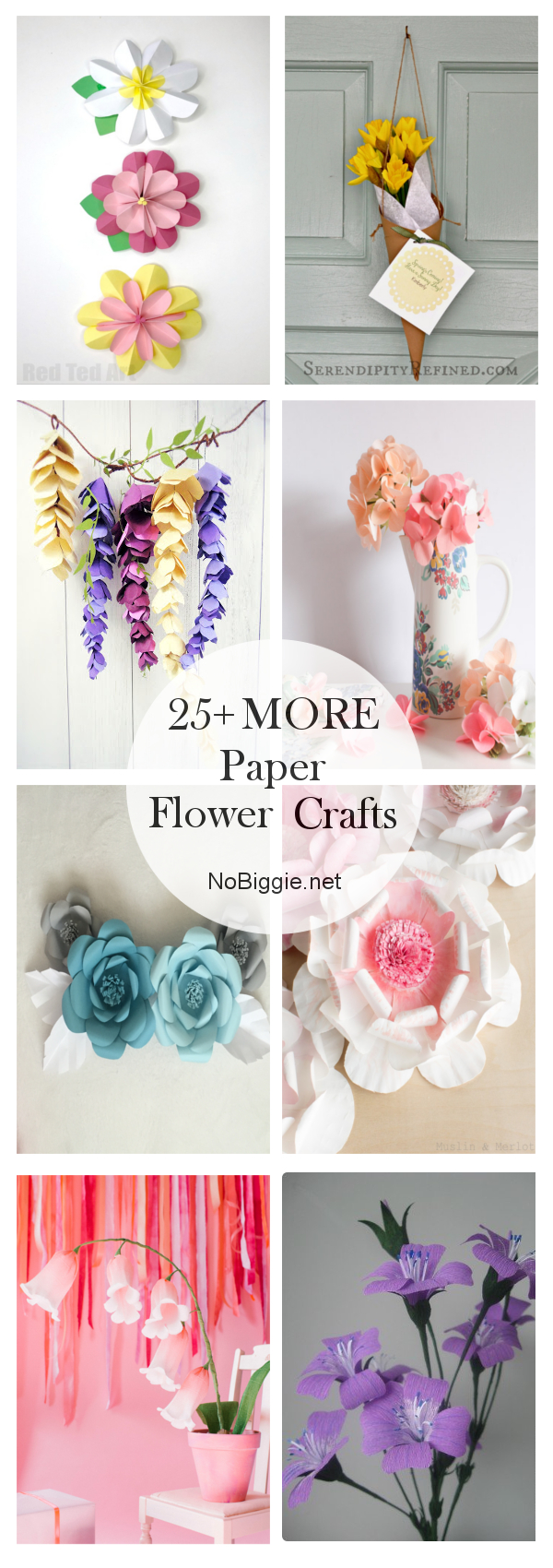 25 more paper flowers more paper flowers we shared beautiful paper flowered and now we have even more paper mightylinksfo