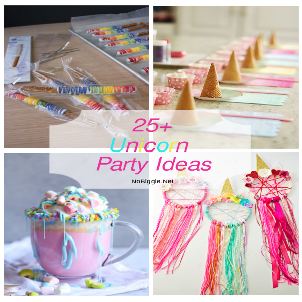 25 Unicorn Party Ideas