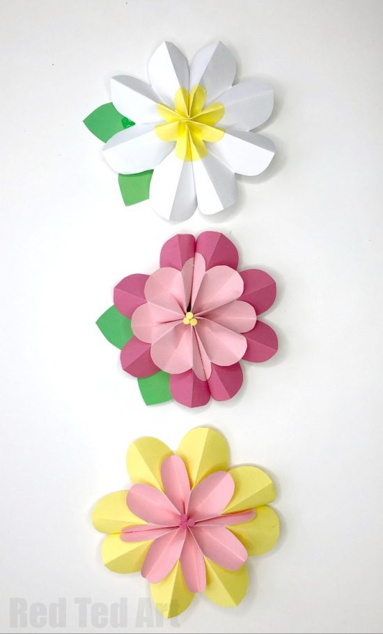 18 more beautiful diy paper flower ideas style motivation 18 more beautiful diy paper flower ideas mightylinksfo