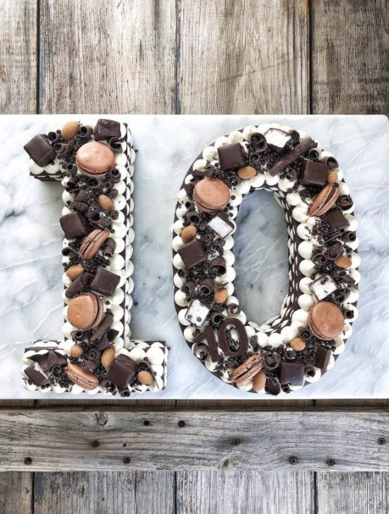 Chocolate Lovers Cookie Cake | 20+ Layered Cookie Cakes