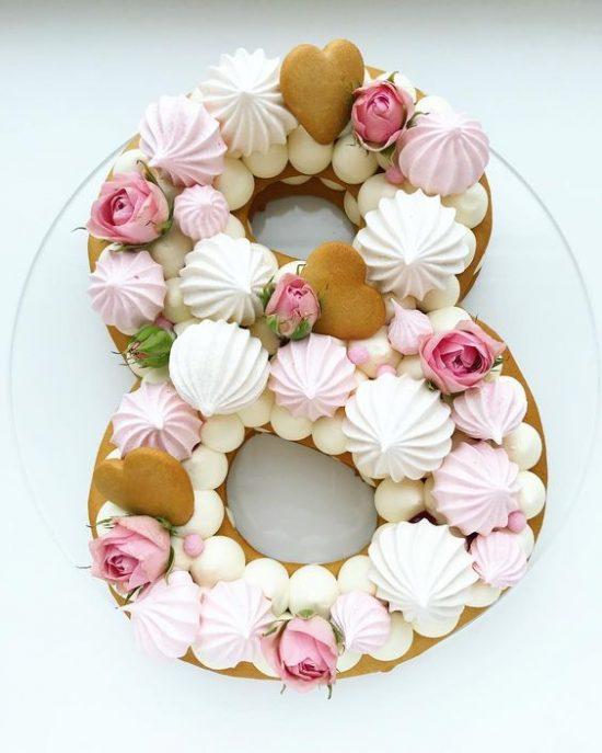 Elegant 8 Cookie Cake | 20+ Layered Cookies Cakes