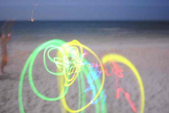 Glow Stick Photos Glow Stick Photos | 25+ Boredom Busters