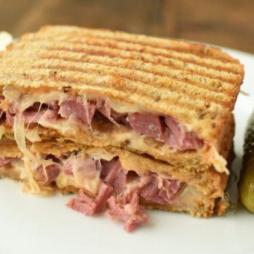 Instant Pot Reuben Sandwiches | NoBiggie.net