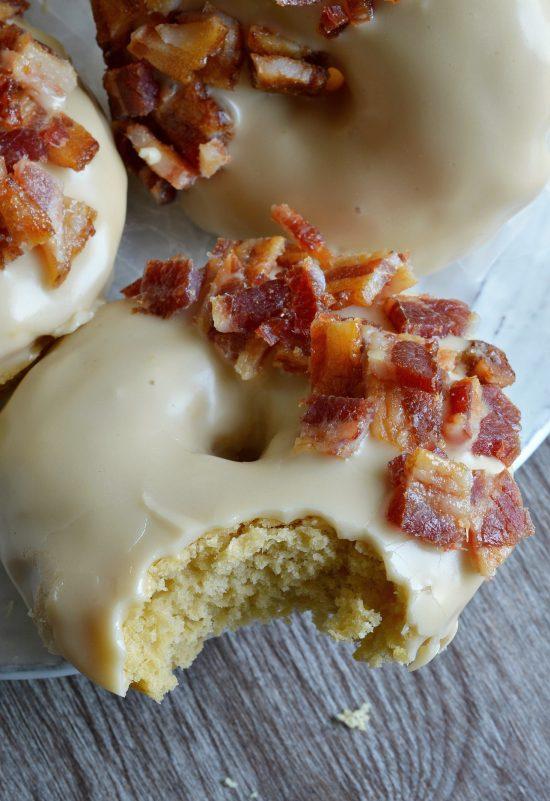 Maple Bacon Donut | 25+ Donut Recipes